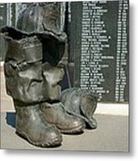 Iaff Fallen Firefighters Memorial 1  Metal Print