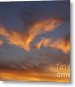 Icarus's Wings Metal Print