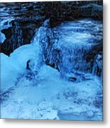 Ice Age Begins Metal Print