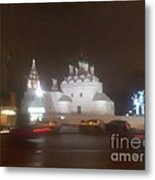 Ice Age Ch Moscow Metal Print