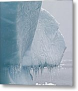 Ice Age... Metal Print