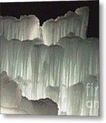 Ice Flow 20 Metal Print