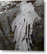 Ice Flow 7 Metal Print