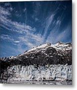 Ice Sky Water Metal Print
