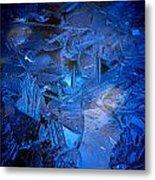 Ice Slace Metal Print