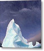 Iceberg Adrift Near South Orkney Metal Print