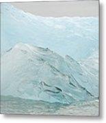 Iceberg, Norway Metal Print