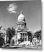 Idaho State Capitol Building Metal Print