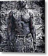 Idris Elba Metal Print