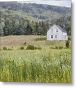 Idyllic Isolation Metal Print