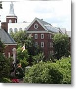 Idyllic View From Maryland State House Metal Print