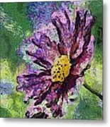 If Flowers Could Talk 04 Metal Print
