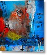 If I Ask Metal Print by Mirko Gallery