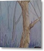 If You Go Into The Woods... Metal Print