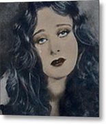 If You Leave Me Now... Metal Print by Marie  Gale