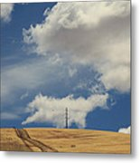 If You Wanna Run Away Metal Print by Laurie Search