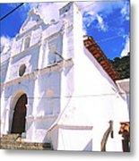 Iglesia De San Antonio Metal Print