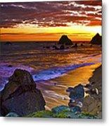 Sunset 6 Metal Print