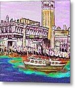 Il Campanile Di San Marco Metal Print