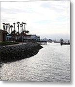 Il Fornaio Italian Restaurant In Coronado California 5d24379 Metal Print by Wingsdomain Art and Photography