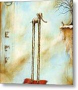 i'l Tappeto Magico #1 Metal Print