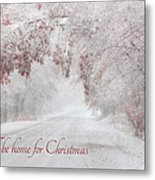 I'll Be Home Metal Print by Lori Deiter