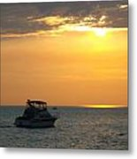 I'll Follow The Sun Metal Print