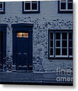 I'll Leave The Light On For You Metal Print by Edward Fielding