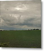 Illinois In Spring Metal Print
