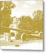 Illinois Veterans' Home Entry Metal Print