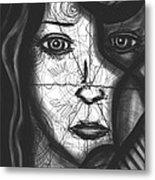 Illumination Of Self Metal Print