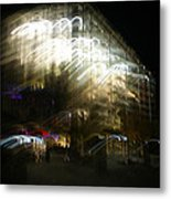 Illumistructure Metal Print