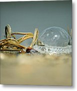 Illusion And Reality Metal Print