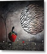 I'm Your Huckleberry By Shawna Erback Metal Print