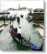 Images Of Venice 10 Metal Print