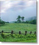 Imaginary Morning On The Blue Ridge I Metal Print