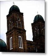 Immaculate Conception Catholic Church Metal Print