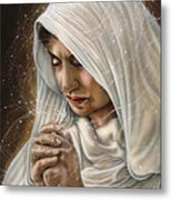 Immaculate Conception - Mothers Joy Metal Print