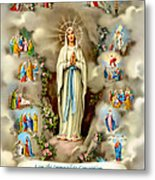 Immaculate Conception Metal Print