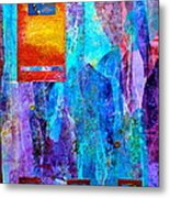 Immersion Metal Print by Debi Starr