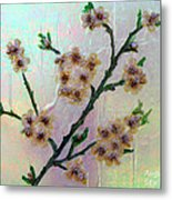 Immortal Almond  Metal Print