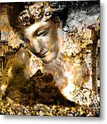 Immortality   Part Two... Metal Print by Anastasios Aretos