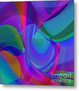 Impassioned Metal Print by ME Kozdron
