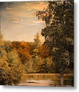 Impending Autumn Metal Print