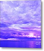 Impending Weather Metal Print
