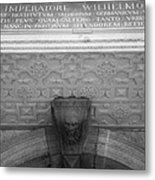 Imperatore Wilhelmo Cologne Germany Metal Print