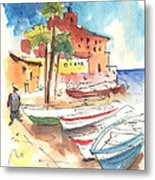 Imperia In Italy 01 Metal Print