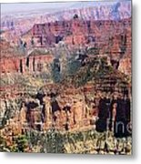 Imperial Towers Metal Print