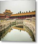 Imperial Waterway Metal Print