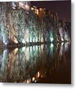 Impressiones At Mtkvari River Metal Print